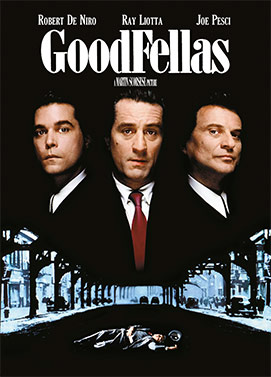 a review of goodfellas a movie by martin scorsese Martin scorsese had to develop serious priest-like faith in order to make   goodfellas, told the new york times in a new profile of the director.